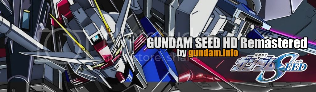 Gundam SEED HD Remastered