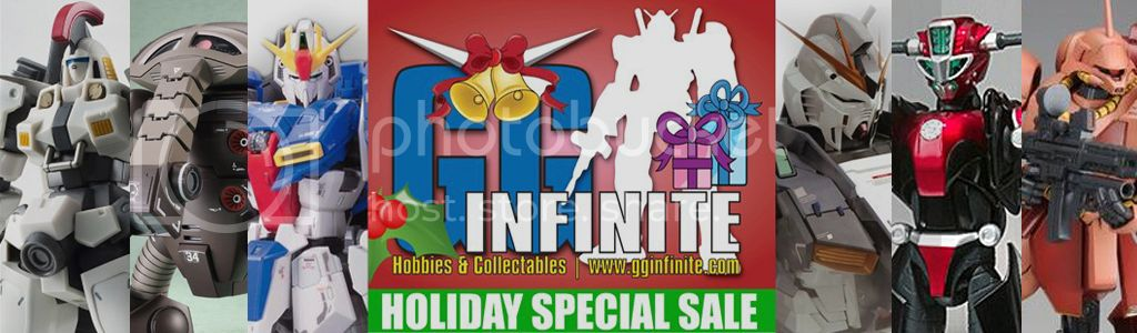 GG Infinite GunPla and Anime Store