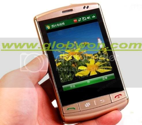 9500 high-speed cpu gps navigation wifi wm 6.1 smartphone :  globwon wm61 gps smartphone